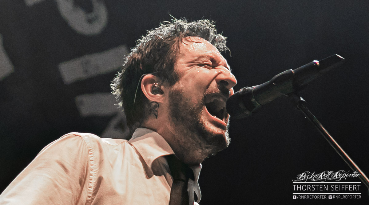 Frank Turner im Quarantäne-Interview