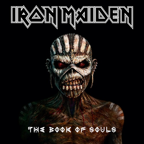 Book of Souls Iron Maiden
